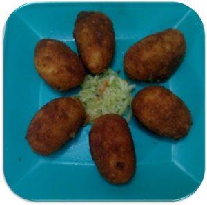 Potato-chop