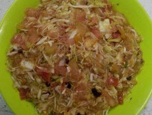 Rainbow salad recipes