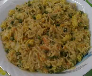 Pasta recipes simple and easy healthy food recipes prawn vegetable pasta recipes forumfinder Gallery