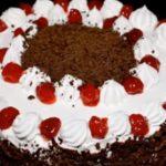 Best black forest cake
