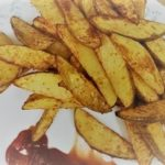 Airfryer-recipes-Potato-wedges