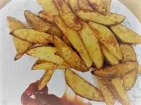 Airfryer-recipes-Potato-wedges
