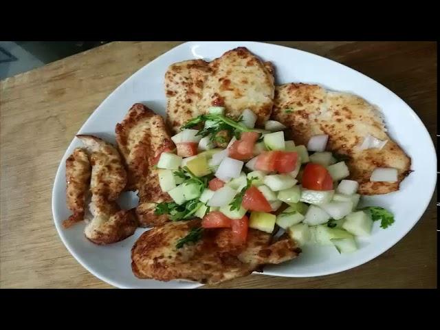 Healthy chicken breast