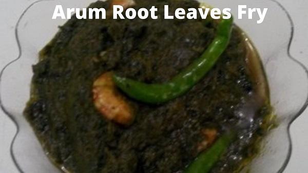 Root Leaves Fry
