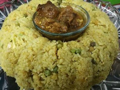 Bhuna khichuri recipe