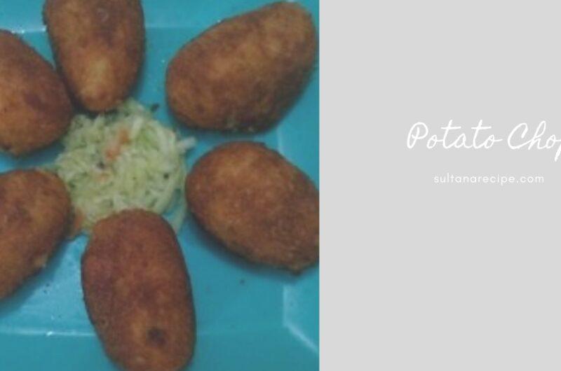 Chop Potato