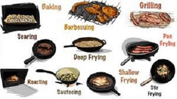 Cooking terminologies