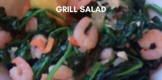 Grill salad recipes