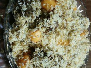 Kacchi biryani recipe