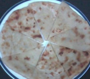 Potato paratha recipe