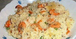 Prawn pulao recipe