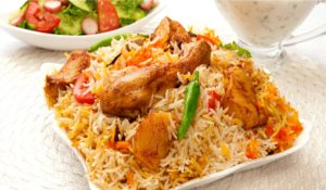 Simple chicken biryani recipe