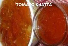Tomato Khatta