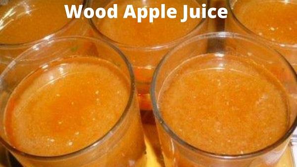Wood Apple Juice