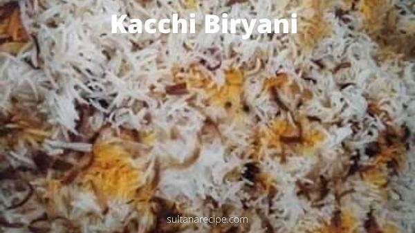 kacchi biryani