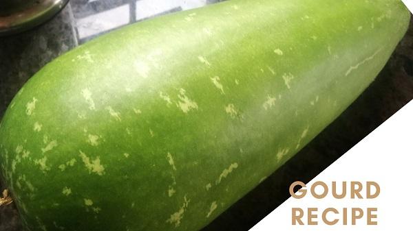 Gourd Recipe