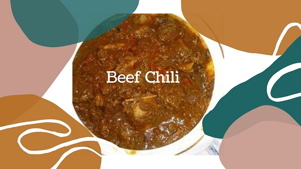 Beef Chili Recipes