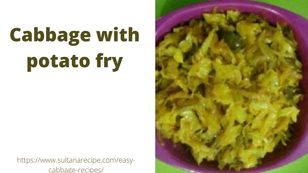 Cabbage fry