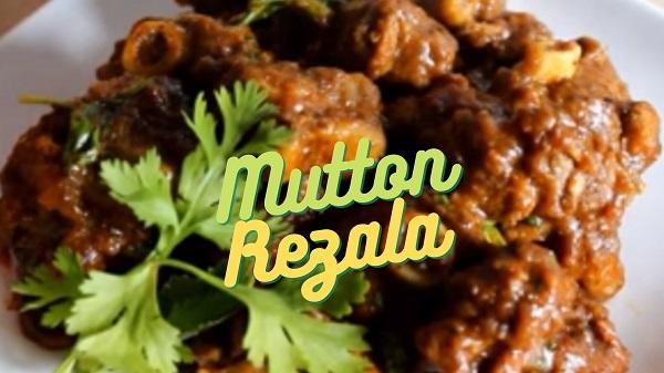 Mutton Rezala Recipe