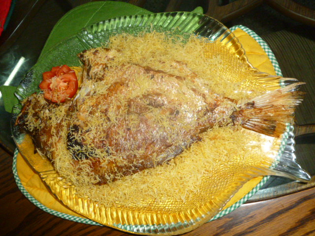 Pomfret fry recipes