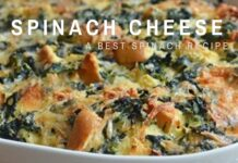 Spinach cheese