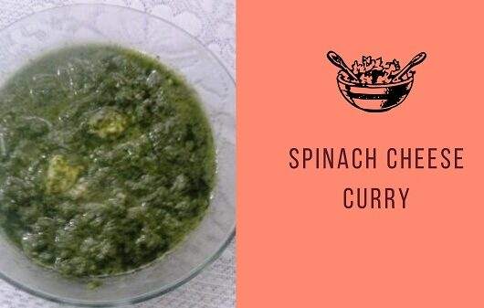 Spinach cheese recipes