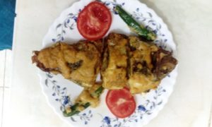 Tilapia fry recipe