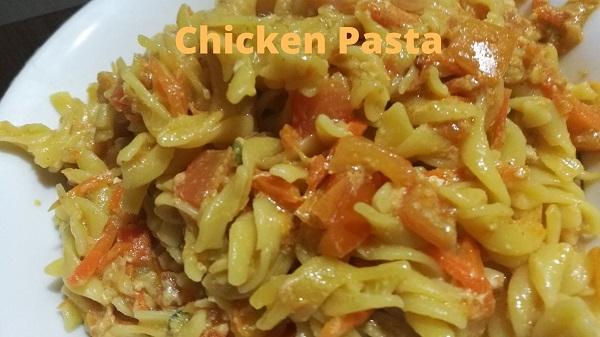 Chicken Vegetable Pasta recipes