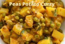 Peas Potato Curry