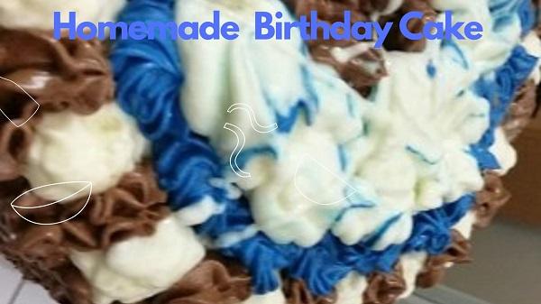 Delicious Birthday Cake