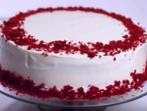 Easy red velvet cake recipe
