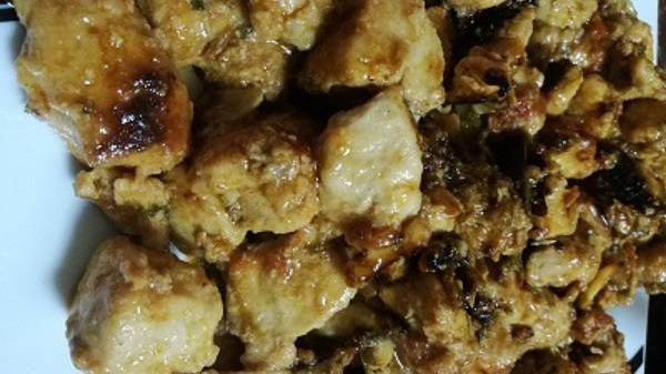 Chicken in foil recipe
