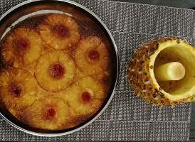 The best pineapple upside down cake recipe