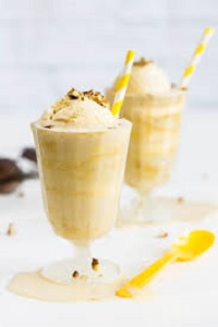 Healthy banana milkshake recipe