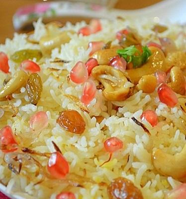 Different rice recipe