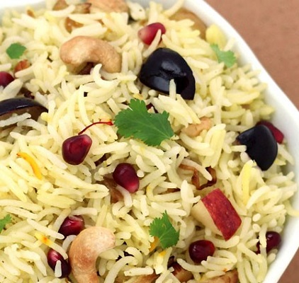 Different rice recipes
