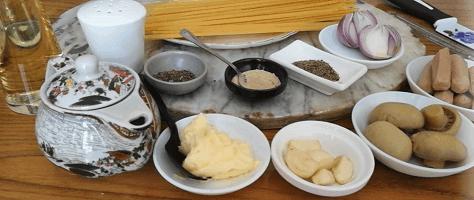 Creamy chicken fettuccine alfredo