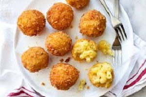 Mac cheese Bombs