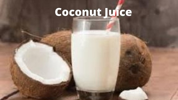 Coconut Milk Juice