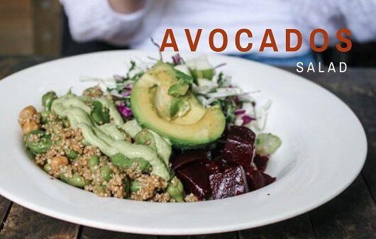 Avocados Salad