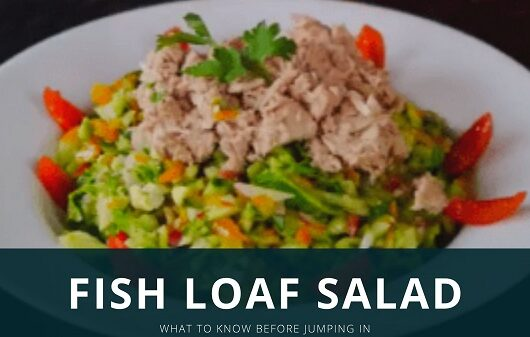 Fish salad Recipe