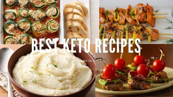 Keto Recipes Free