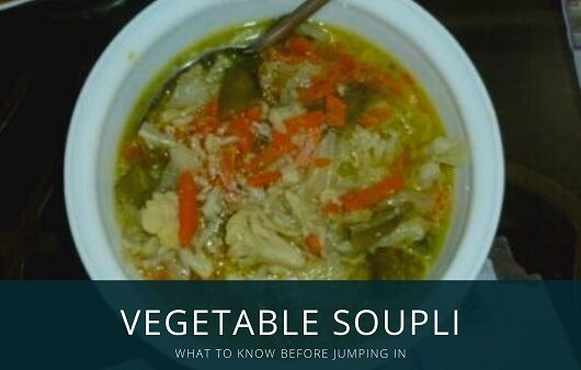 Vegetable Souplii