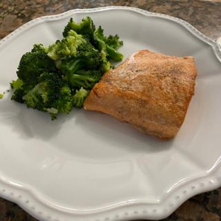 Seared Salmon Recipe
