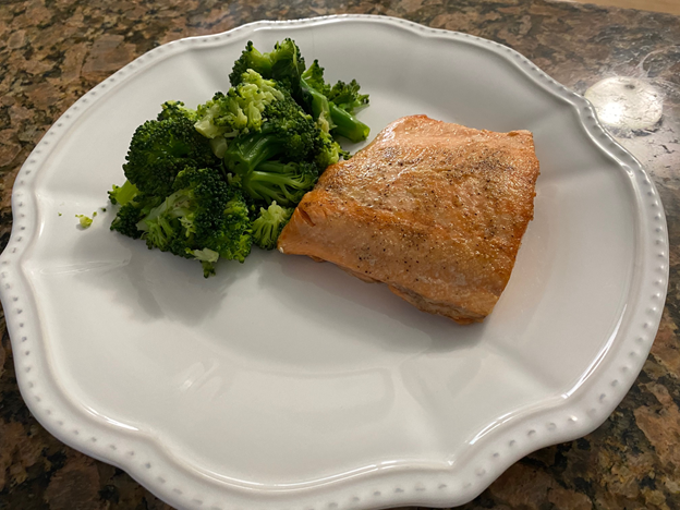Seared Salmon Recipe