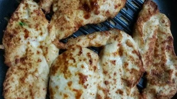 Airfryer Chicken Breast