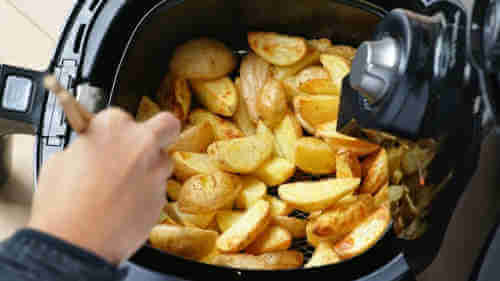 how does air fryer technology work
