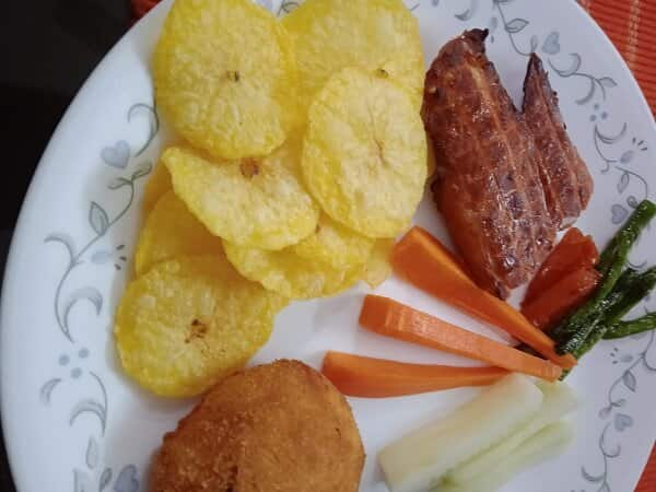 Smoked Fish Fillet in Air Fryer