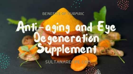 health benefits of turmeric supplements