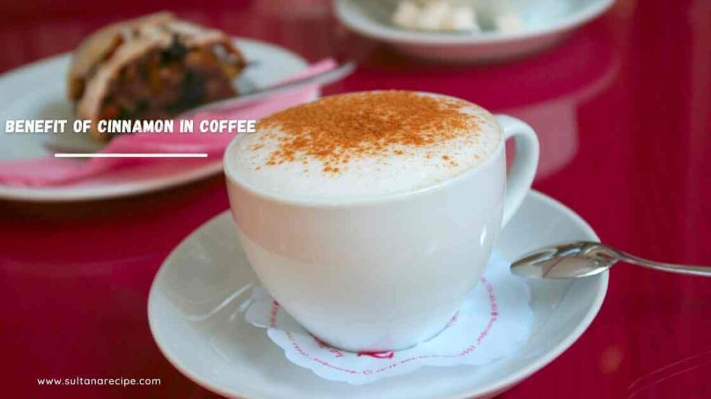 benefits of cinnamon in your coffee